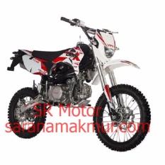 Motor Trail CrossX 150 SF Merah - Uang Muka Cicilan