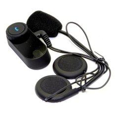 Motorcycle Communication System TCOM-VB Helmet Bluetooth Headset Intercom for Motorbike Skiing UK Plug - intl