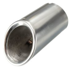 Muffler Exhaust Tail Pipe Tip Chrome For BMW E90 E9.32.3 Series 06-1.2Pcs Set (Intl)
