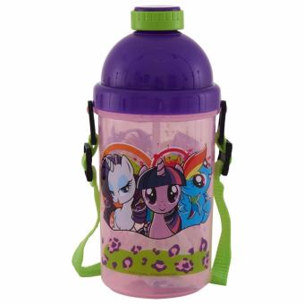 My Little Pony Push Button Canteen 500ML