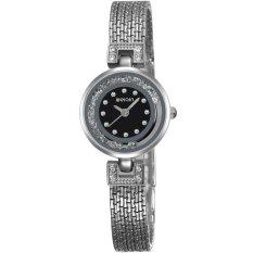 NAVIFORCE Fashion Women Luxury Casual Alloy Watch Brand Diamond Wristwatches SilverTL030-04 (Intl)
