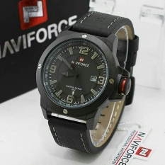 Naviforce Jam Tangan Pria Strap Canvas Nf9066 Black Daftar Source Naviforce Jam Tangan .