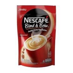 Nescafe Blend & Brew 20gr (Isi 10)