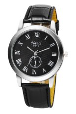 New Casual Roman Numeral Wristwatch Lovers' Watches Men Watch Couple Quartz Watch For Lover's Gift