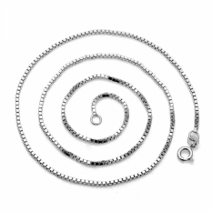 New Design Fashion S925 Jewelry Necklace 100.925 Sterling Silver Necklace For Women - Intl