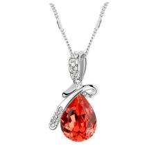 New Swarovski Elements Necklace Man Tingfang High - Grade Crystal Jewelry Jewelry
