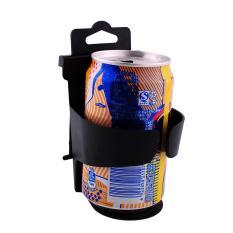 New Universal Adjustable Car Auto Door Drink Bottle Cup Clip Holder Stand - intl