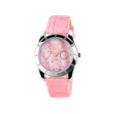 New Fashion Men Sports Watches Military Watch Quartz Wrist Watches 6911 Pink