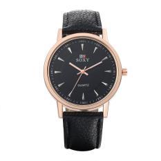 Newest Women's Watch Leather Fashion Brand Casual Wristwatch Quartz Ladies Dress Wrist Watches Fashion Collocation Wrist Watch - Intl