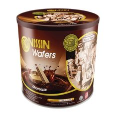 Nissin Wafer Chocolate 570gr