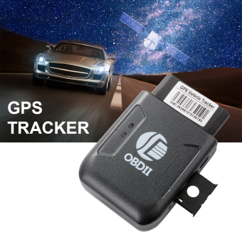 OBD II GPS Realtime Tracker Car Truck Vehicle Mini Spy Tracking GSMGPRS AH209