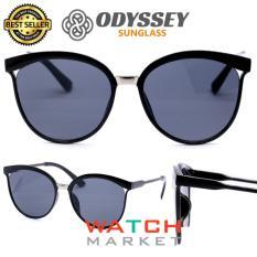 ODYSSEY Sunglass Wanita OD00021 Black