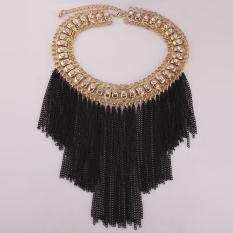 OEM N025-B Christmas Jewelry Fashion Necklaces For Women Fashion Big Star Metal Necklaces NO.025-B - Intl
