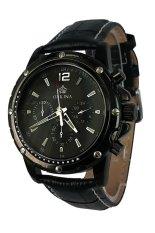 Orkina Men's Black Stainless Steel Watch ORK-0275