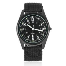 ORKINA P104 Men's Military Style Fashionable Watches With Luminous Pointer - Luminous Green + Black