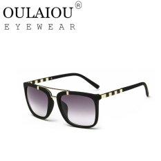 Oulaiou Fashion Accessories Anti UV Trendy Reduce Glare Sunglasses O88314 intl .