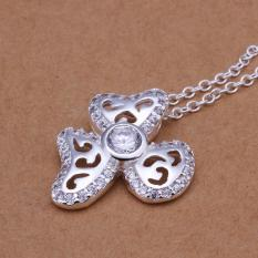 P320 Hot Sale Nickel Lead Free Silver Plated Pendant For Gift - Intl