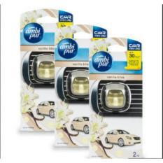 Parfume Mobil vent clip 2ml