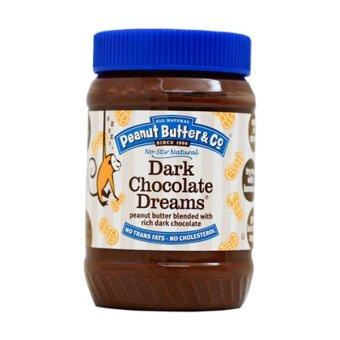Peanut Butter Dark Chocolate Dreams