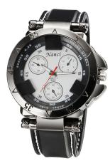 Personalized Big Dial Casual Fashion Watches Men Luxury Brand Analog Sports Military Watch Silicone Quartz Relogio Masculino Reloj Hombre (Intl)
