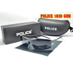 Police - Sunglasses For Men Police Type Gun 1830 - Hitam