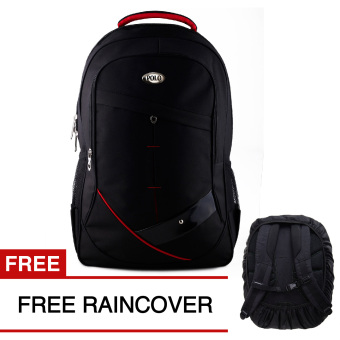 Polo Campus Simple Little America - Laptop Backpack + FREE Raincover 018