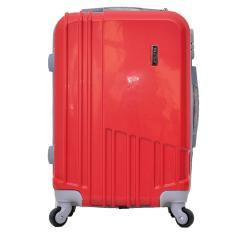 Polo Team Tas Koper Hardcase Kabin 20 inch 082 - Merah