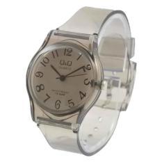 Q&q Watch Woman Q709r1w2 Jam Tangan Wanita Rubber Strap Transparan Source Q&Q ...