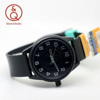 Q&Q Watch - Jam Tangan Wanita - Rubber Strap - QQ6J029Y AD