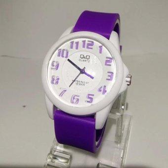 QQ Watch Original Jam Tangan Anak Casual dan Trendy QQ 118 Genuine Rubber Strap