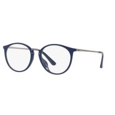 Ray-Ban Vista Optical - Rx7083D - Blue (5419) Size 52 Demo Lens