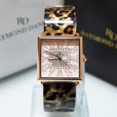 Raymond Daniel 219 - Jam Tangan Wanita - RD 219 - Rose Gold - Stainless Steel - Anti Air (Multicolor)