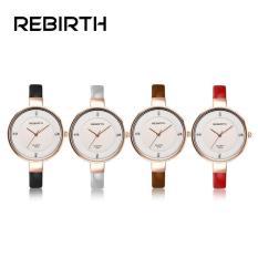 REBIRTH Simple fashion with diamond fine watch strap watch - intl