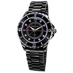 Royal Crown 3821L-5 - Jam Tangan Wanita - Ceramic - Black Tulis Ulasan Untuk Produk Ini
