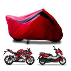 Selimut Motor Cover Motor NMax / Sport - Merah