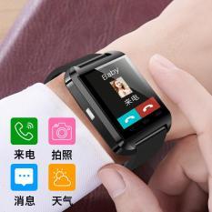 Shishang dapat dimasukkan kartu multifungsi menonton elektronik jam tangan pria
