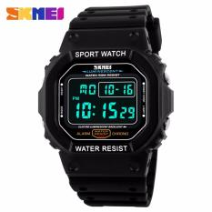 Skmei 1134 Brand Watches Men LED Digital Watch Fashion Outdoor Sport Wristwatch (Intl)