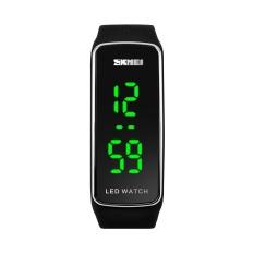 SKMEI merek Watch busana pria menonton LED pria dan wanita siswa kepribadian menonton jelly beberapa meja elektronik menonton tidak tahan air 1119 - intl