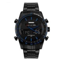 SKMEI Multifunctional Fashion Watch Water Resistant - 1131 - Biru
