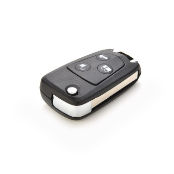 Sporter Remote Folding Key Shell Case Blank For Ford Focus