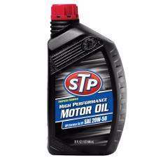 STP - Motor Oil SAE 20W-50 - Oli Mesin Bensin Engine Oil Gasoline 1 qt