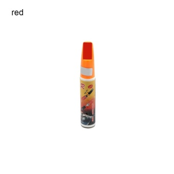 Sunshop Colors Mending Car Remover Scratch Repair Paint Pen ClearFor All Kinds of Cars ( Black ) - intl