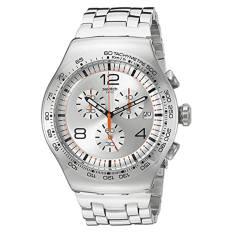 Swatch Men's Quartz Stainless Steel Casual Watch (Model: YOS445G) - Intl
