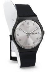 Swatch Men's SUOB717 - Jam Tangan Pria - Black - Silicone