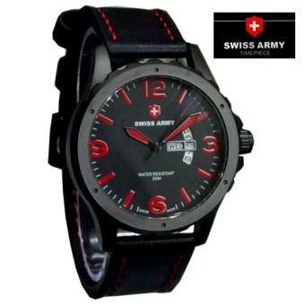 Sn 1166 B Pricelist Indonesia Source Lihat Harga Swiss Army Jam Tangan Pria Hitam Merah Strap