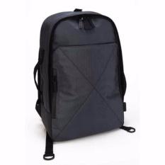 [ TARGUS ] T-1211 Laptop Backpack Gray Comfortable Business Bag 17