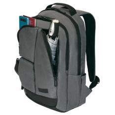 TARGUS Transpire Laptop Backpack Comfortable Gray Business Bag 15.6