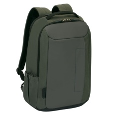 "Targus TSB786AP 15.6"" Slate Backpack (Grey/Green) Produced in Korea"