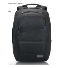 [TARGUS] TSB82803 New Groove X MAX 15 inch Laptop Backpack - BLACK - intl