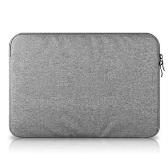 Tas Laptop Bag / Softcase Notebook 14 inch Nylon - Grey